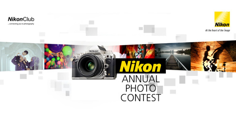Submission is now open for the Nikon International Photo Contest 2017