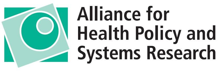 Alliance for Health Policy & Systems Research ESSAY COMPETITION