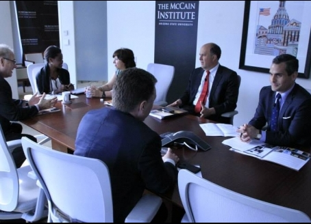 The McCain Institute's Next Generation Leaders (NGL) program 2017 (Fully Funded)