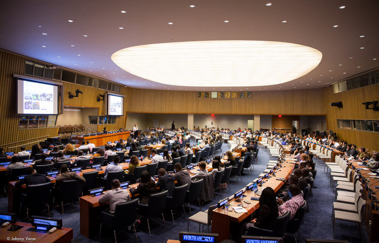 2017 Summer UN Youth Assembly