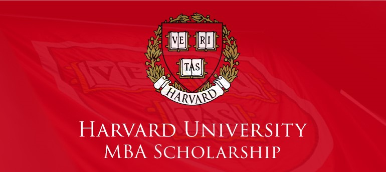 Harvard Business School Boustany MBA Scholarship 2017 in USA
