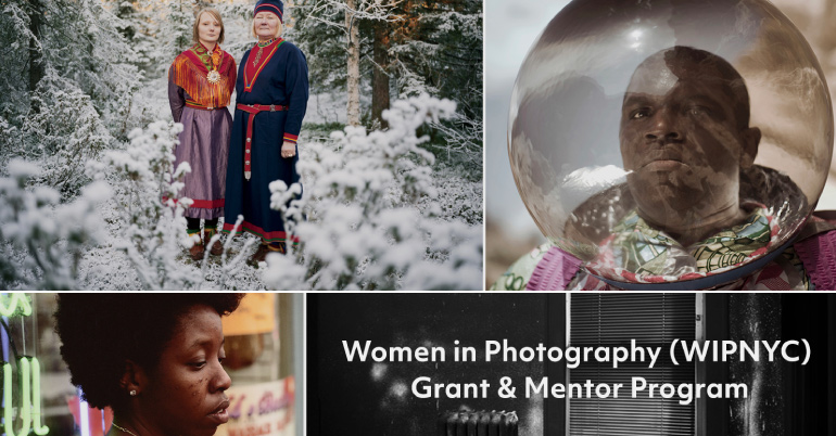 Women in Photography (WIPNYC) Grant & Mentor Program