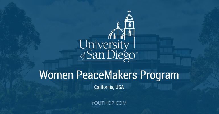 Women PeaceMakers Program 2017 in California, USA