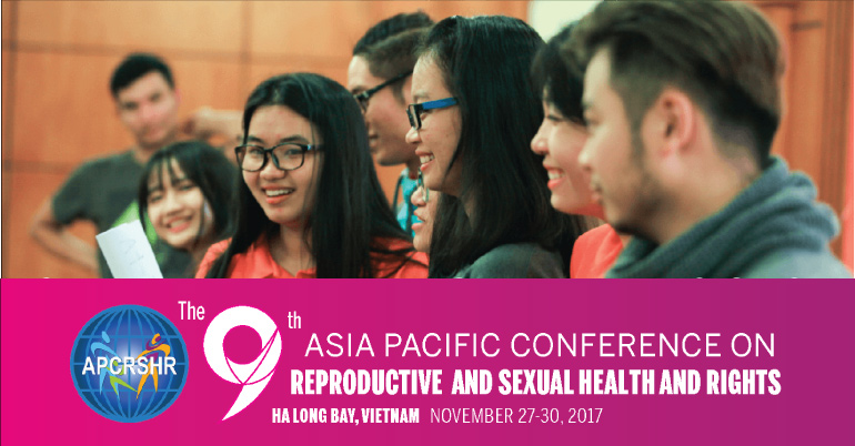 The 9th Asia Pacific Conference on Reproductive and Sexual Health and Rights in Vietnam