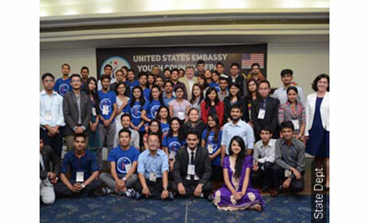 U.S. Embassy Youth Council Nepal 2017/18