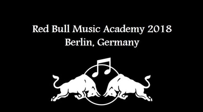 Red Bull Music Academy 2018, Berlin, Germany