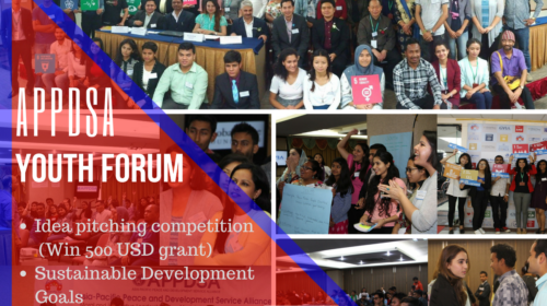 Call for participation: APPDSA Youth Forum Nepal