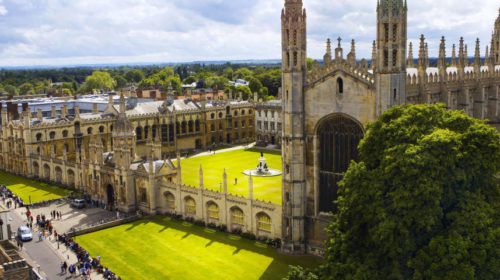 University of Cambridge Scholarships 2018/2019 for Foreign Students