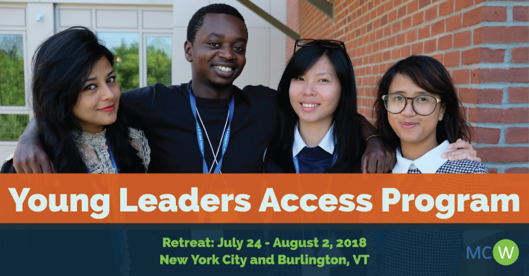 2018 Young Leaders Access Program in USA