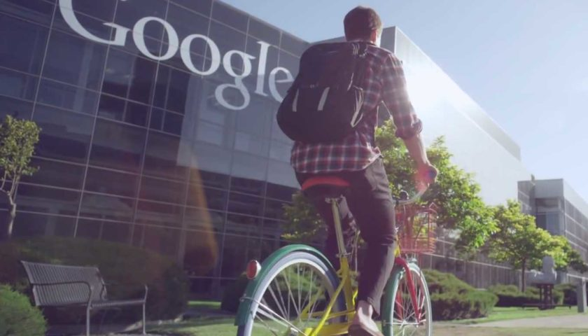 Google Business Intern 2018