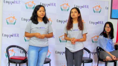 Call for Applications: EmpowHER Junior – girls leadership program by Ujyalo Foundation