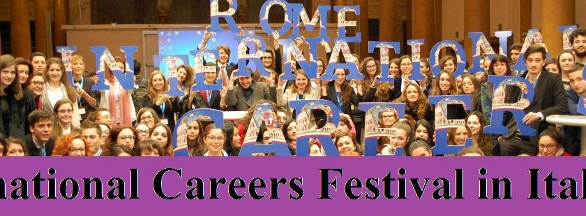 International Careers Festival in Italy