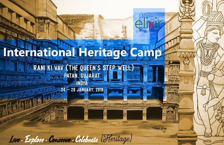 International Heritage Camp 2018 in India