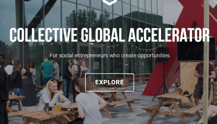 The Collective Global Accelerator 2018 in London (Fully-funded)