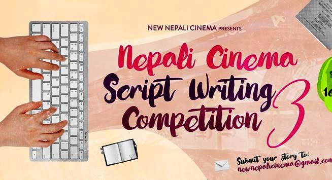 New Nepali Cinema to organize Script Writing Competition