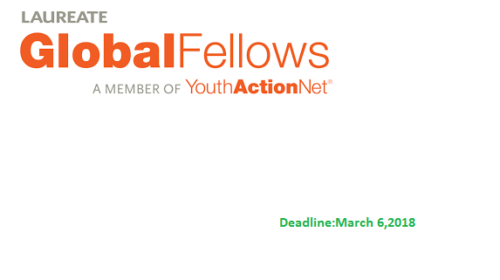 LAUREATE GLOBAL FELLOWSHIP