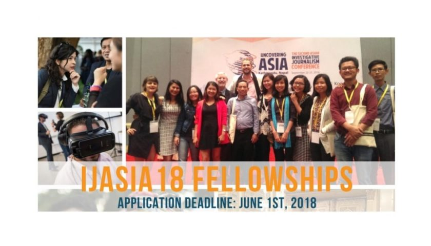 Fellowships To Attend the 2018 Asian Investigative Journalism Conference in Seoul