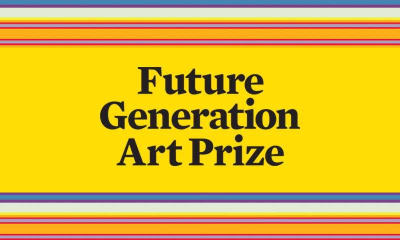 THE FUTURE GENERATION ART PRIZE 2018