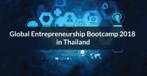 Global Entrepreneurship Bootcamp 2018 in Indonesia