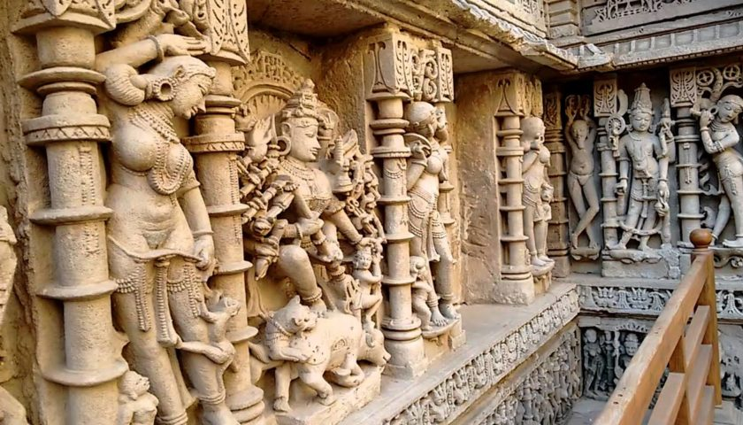 UNESCO WHV 2018 – Let's Heritage at Rani-Ki-Vav, India