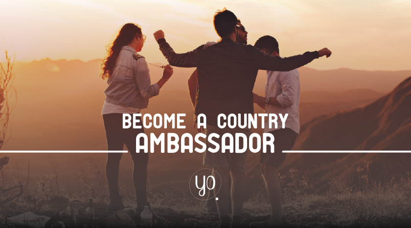 Youth Opportunities Global Ambassador Program 2018