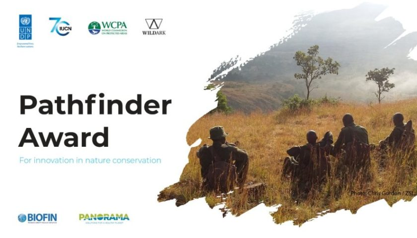 UNDP Pathfinder Award 2018