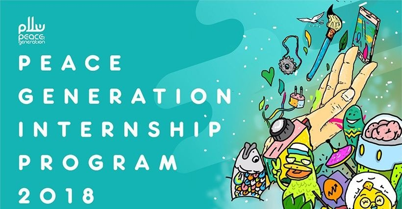 PeaceGeneration Internship Program 2018 in Indonesia