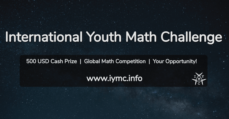 International Youth Math Challenge 2018
