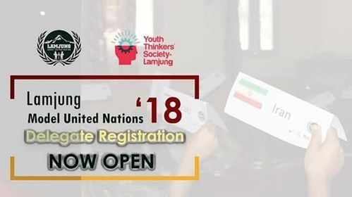 Youth Thinkers' Society – Lamjung is accepting application for Lamjung MUN 2018.