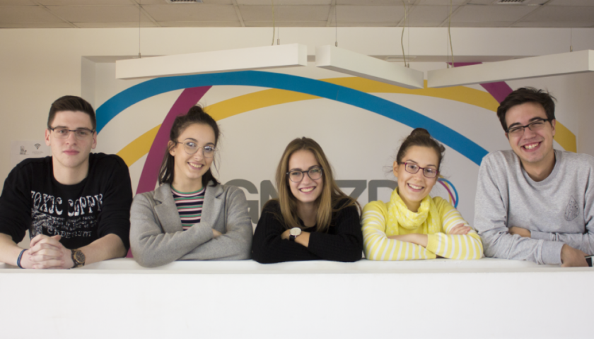 EVS at the International Office of the EYP in Berlin, Germany