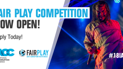 FAIR PLAY COMPETITION 2018