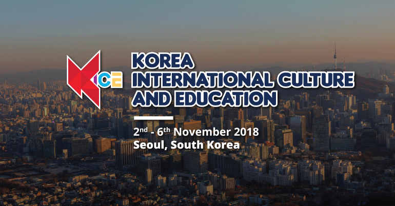 K-ICE (Korea–International Culture and Education) 2018 in South Korea