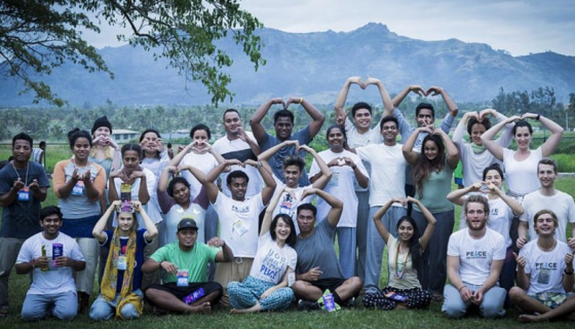 World Peace Initiative Funded Trip to Global Peace On The Move – Himmawan Thailand