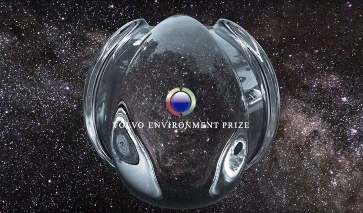 VOLVO ENVIRONMENT PRIZE 2019