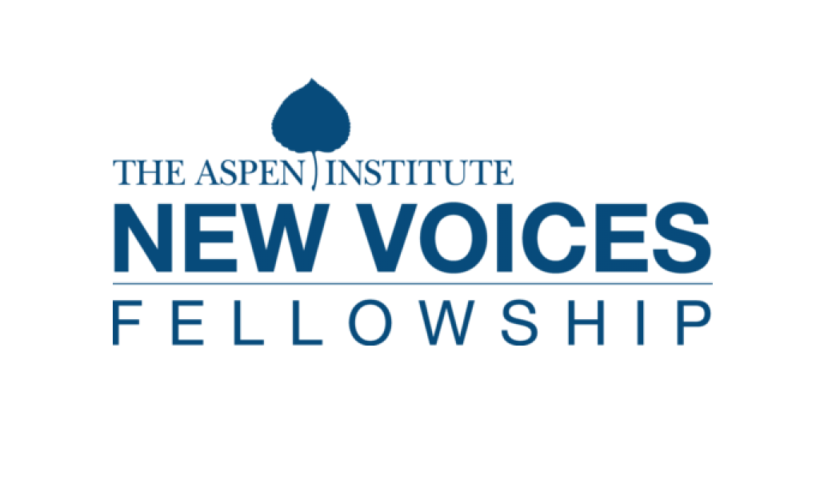 Nominations Open for 2019 Aspen Institute's New Voices Fellowship Program