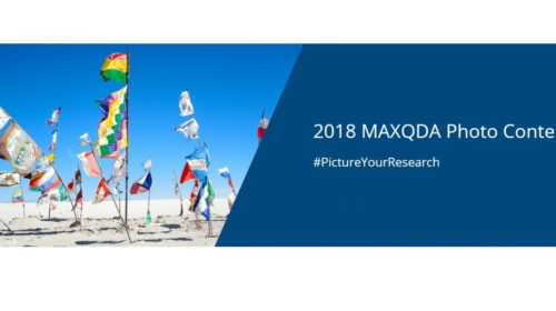 #PICTUREYOURRESEARCH PHOTO CONTEST 2018