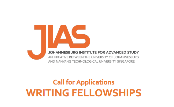 JIAS WRITING FELLOWSHIPS 2019, JOHANNESBURG SOUTH AFRICA