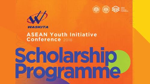 Scholarship for ASEAN Youth Initiative Conference 2018 in Indonesia