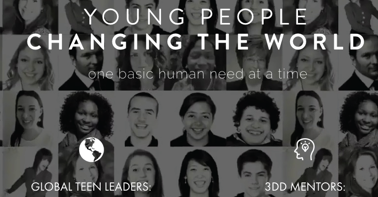 2019 Three Dot dash Global Teen Leader Nominations [Fully Funded]