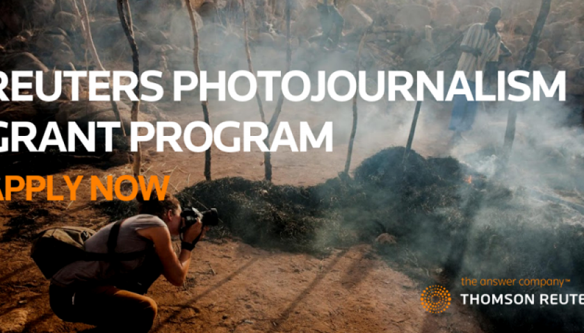 REUTERS NEXT GENERATION PHOTOJOURNALISM GRANT PROGRAM