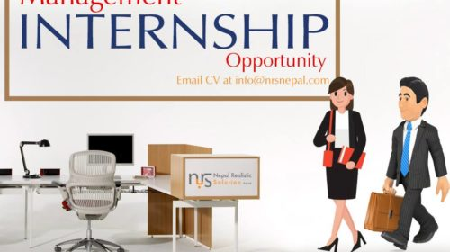 Management Internship program 2018