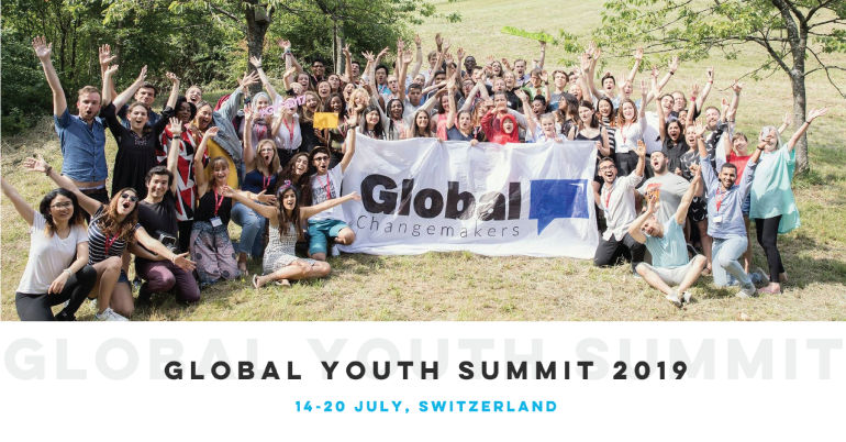 Global Youth Summit 2019 in Zurich, Switzerland (Fully Funded)