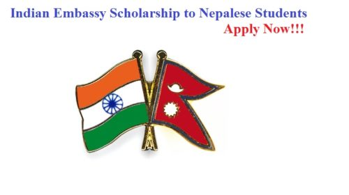 Scholarship Scheme for Nepalese Students