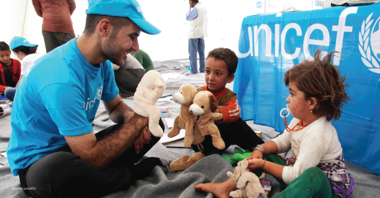Apply for the 3 to 6 months Internship at UNICEF Evaluation Office in New York